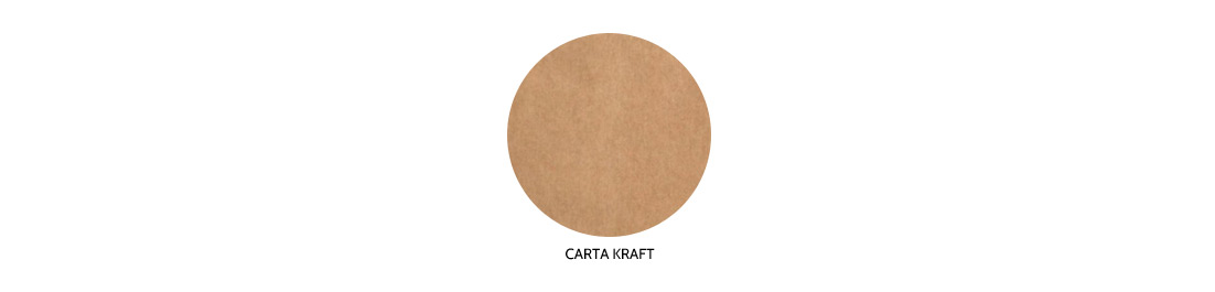 Fotoalbum Comunione e Cresima con carta naturale Kraft